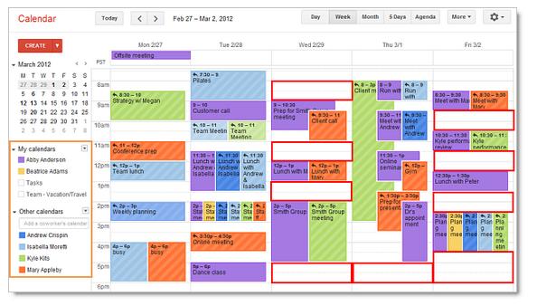 New Google Calendar Integration System Set for Launch